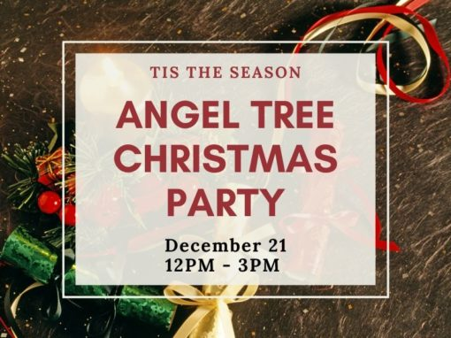 Angel Tree Christmas Party