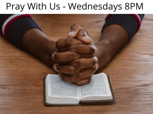 Online Prayer Service