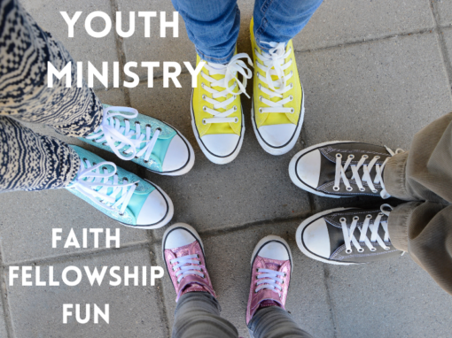 Youth Church Sundays at Noon
